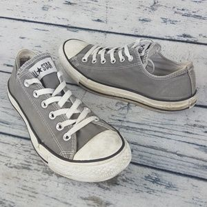 Converse Chuck Taylor All Star Low Gray Sneaker